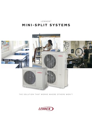 Lennox Mini-Split Systems Brochure
