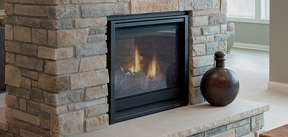 Heat & Glo ST-36 See-Through Series Gas Fireplace